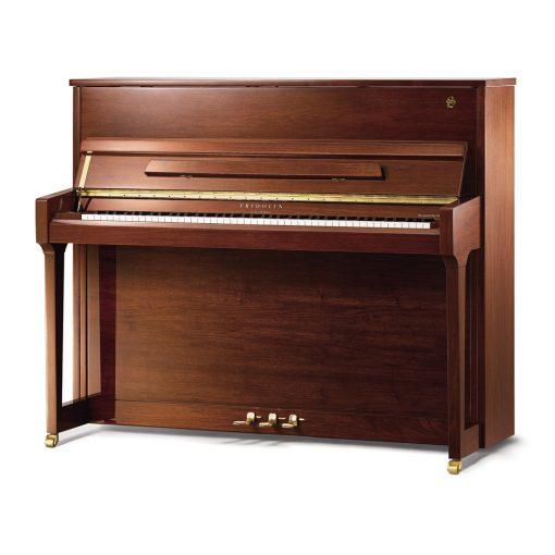 Fridolin F121 Tradition Walnut Upright Piano