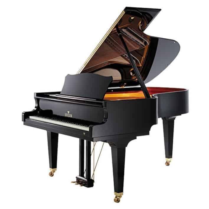 Seiler 186 Grand Piano