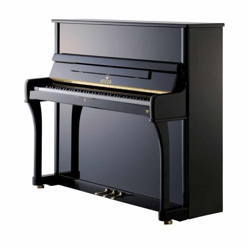 Seiler SE132 Upright Piano